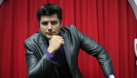 """El mago George Iglesias, Jorge Larrabure Iglesias, acaba de participar como único mago latinoamericano en el nuevo especial televisivo estadounidense de """"Masters of Illusion"""" (Foto: El Comercio)"""