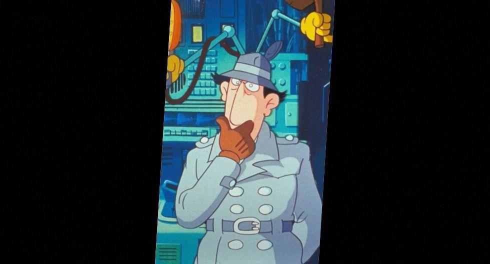 """""""Inspector Gadget"""" de 1983, disponible en Amazon Prime."""
