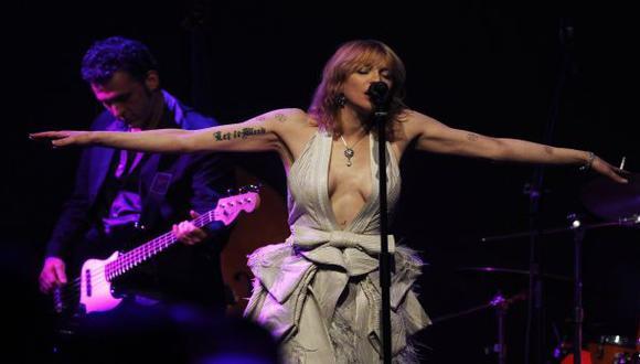 Courtney Love: estas son sus cinco mejores canciones