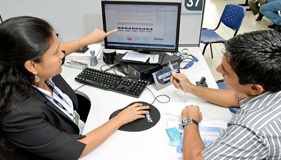 Sunat. Uno de los gastos deducibles más frecuentes es el relacionado con el Impuesto a la Renta. (Foto: Difusión)