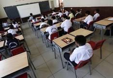 Gobierno transferirá S/134 millones para la instalación de lavamanos en 15 mil escuelas