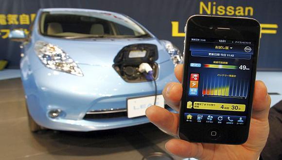 Nissan alista el lanzamiento de vehículos que se manejan solos