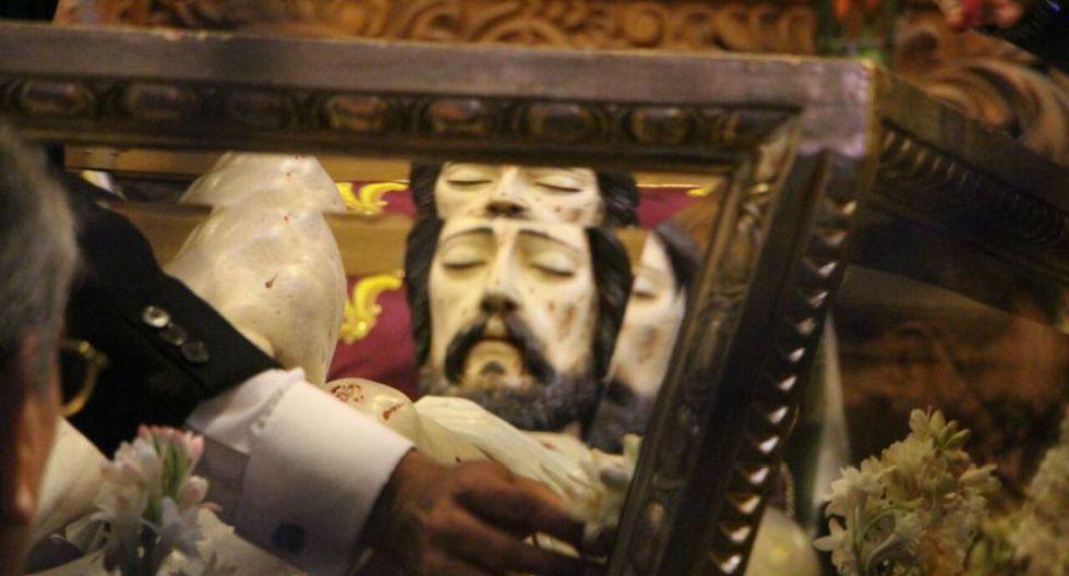 Arequipa: la crucifixión de Cristo en Santo Domingo [FOTOS] - 4