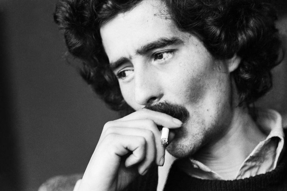 Benavides se especializó en retratos en blanco y negro y nunca usó flash