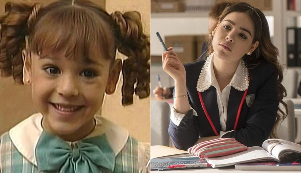 Danna Paola tiene una larga trayectoria actoral a sus cortos 25 años, que cumplirá el 23 de  junio. (Foto: Instagram)