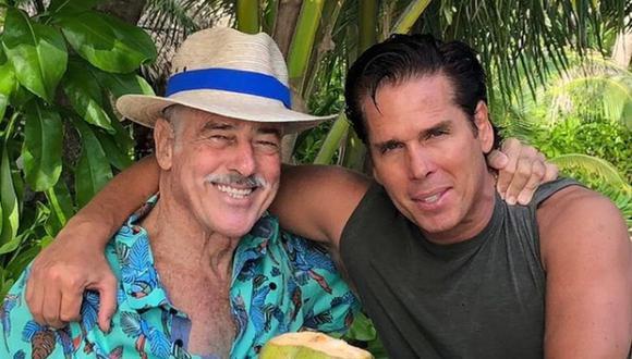 Los actores mantienen una buena amistad desde que se conocieron. (Foto: Roberto Palazuelos / Instagram)