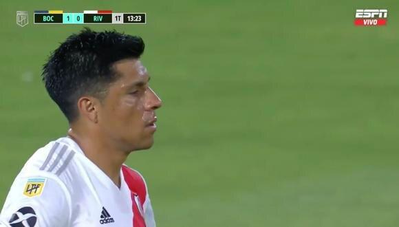 Boca Juniors vs. River Plate: la desazón de los 'Millonarios' tras el gol del 'Xeneize' | VIDEO