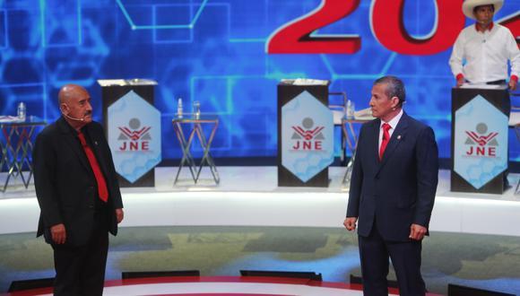 Ambos candidatos participaron en una dupla para hablar sobre sus propuestas para mejorar el sistema educativo. (Foto: El Comercio)