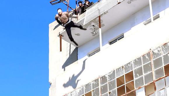Estado Islámico arrojó a un homosexual desde un edificio