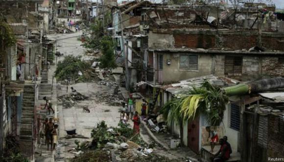 El renacer de Santiago de Cuba tras el peor huracán del siglo