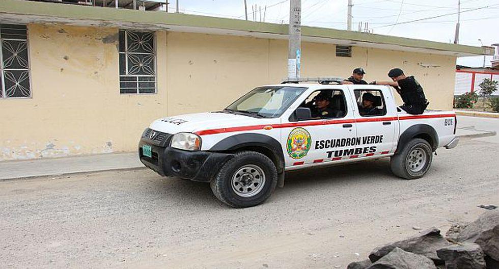 Tumbes: tres bandas organizadas extorsionan a transportistas