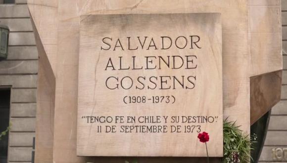 Chile rinde homenaje al expresidente Allende y recuerda el golpe de estado    NNAV   VIDEO   AGEFE   VIDEOS   EL COMERCIO PERÚ