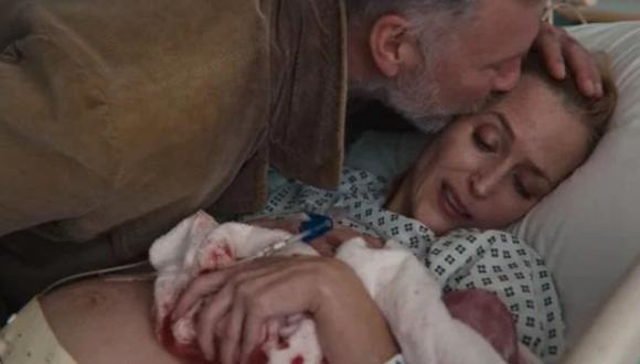 La mamá de Otis se pone de parto ocho semanas antes de lo planeado (Foto: Netflix )