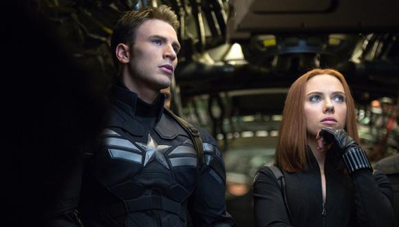 "Scarlett Johansson estará en ""Capitán América: Civil War"""