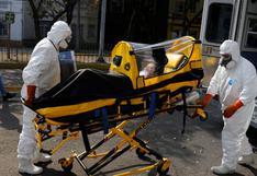 México registra 166 muertos por coronavirus en un día y el total llega a 215.113