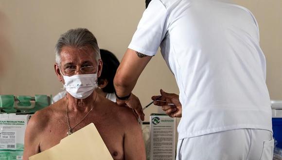 Coronavirus en México | Últimas noticias | Último minuto: reporte de infectados y muertos por COVID-19 hoy, miércoles 7 de abril del 2021. (Foto: EFE/Miguel Sierra).