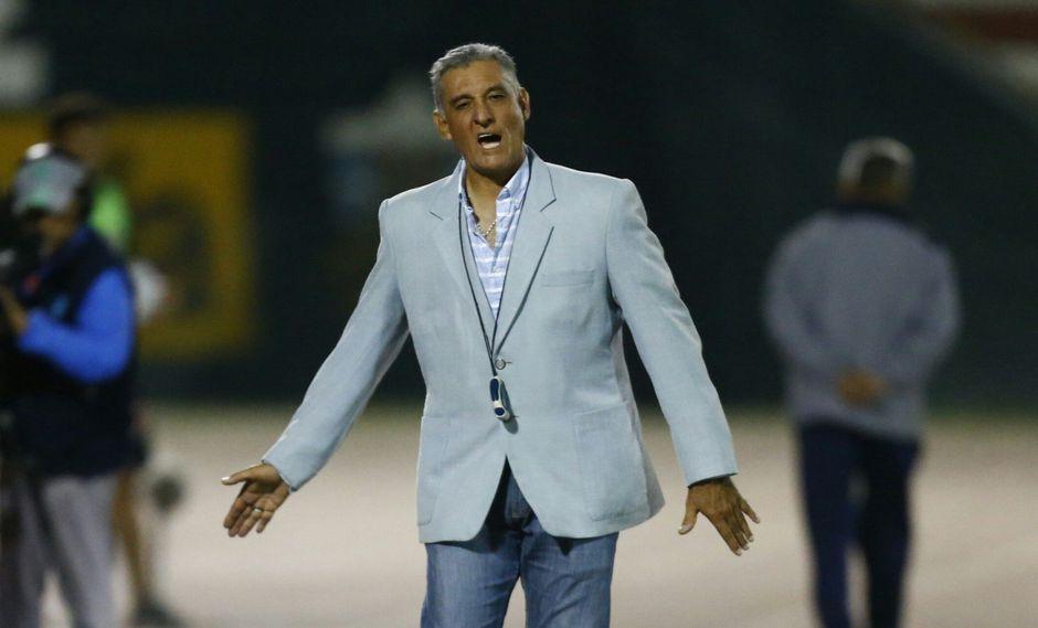 Mario Viera dejó de ser entrenador de Sport Boys. (Foto: USI)
