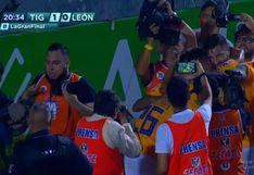 Tigres vs. León: André Pierre Gignac marcó el 1-0 para los 'Felinos' en la final del Clausura 2019 | VIDEO