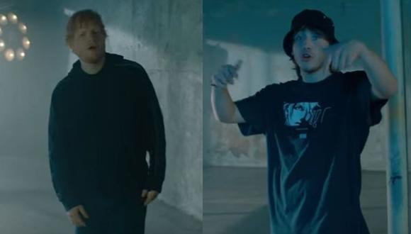 "Ed Sheeran y Paulo Londra estrenaron el videoclip de ""Nothing On You"". (Foto: Captura de video)"