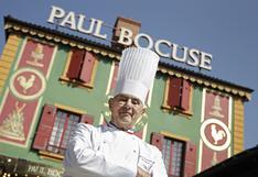 Paul Bocuse:La cocina peruana agradece el legado del chef francés