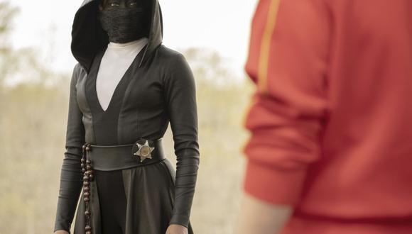 """A pesar de que se sabía que """"Watchmen"""" tendría presencia en los Emmy, la miniserie de HBO rompió con las expectativas al lograr 26 nominaciones. (Fuente: HBO)"""