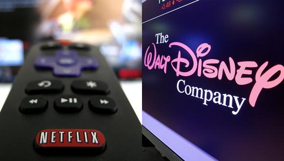 Disney no cederá más películas a Netflix desde 2019. (Fotos: Agencias)
