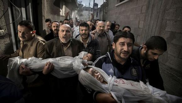 ONU excluye a Israel de lista de agresores de niños en guerras