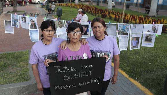 Defensoría informó que se reportan 900 mujeres desaparecidas desde el inicio de la cuarentena. (Hugo Pérez / GEC)