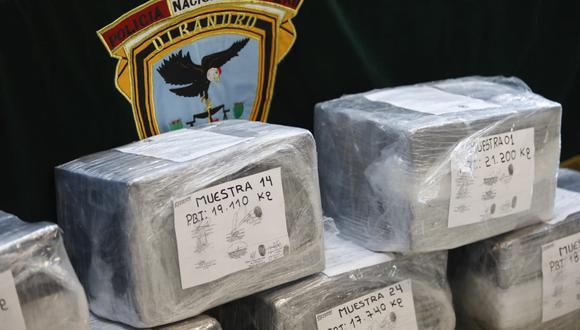 En declaraciones a Latina, Vega aseveró que en lo que va del año se han detenido a dos ciudadanos mexicanos que buscaban sacar del país más de un kilo de esta droga. Foto: Diana Marcelo/ @photo.gec