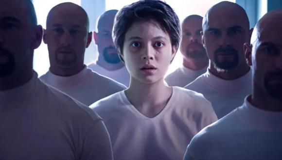 El personaje de Julia es interpretado por la actriz Maria Wawreniuk (Foto: Netflix)