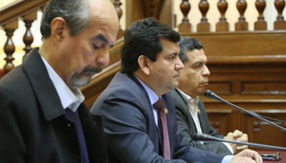 Luis López (Foto: El Congreso)
