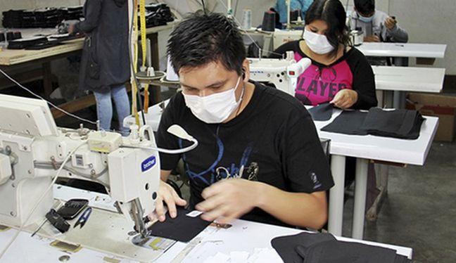 El sector manufactura sería uno de los primeros en reactivarse. (Foto: GEC)
