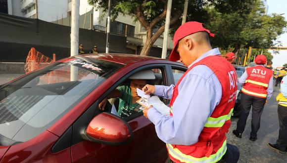 La ATU es un organismo técnico especializado del Ministerio de Transportes y Comunicaciones, que tiene como objetivo organizar, implementar y gestionar el Sistema Integrado de Transporte de Lima y Callao (Foto: GEC)