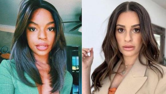 "Samantha Ware acusa a Lea Michele de ""microagresiones traumáticas"" (Foto: Instagram)"