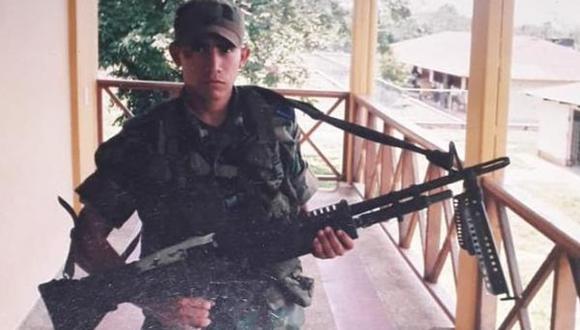 Durante casi dos años, José Fabio estuvo en las filas del Ejército, hasta que lo asesinaron. (Foto: El Tiempo)
