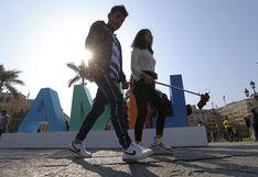 Senamhi: Lima soportará una temperatura máxima de 22°C hoy lunes 14 de octubre