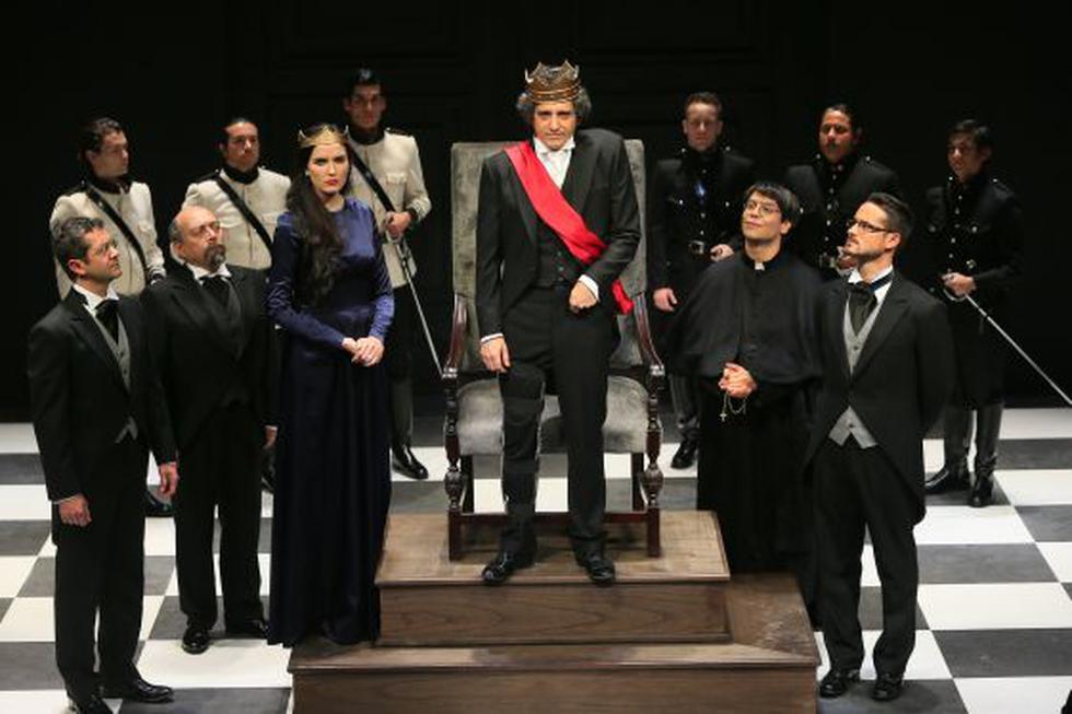 """""""Ricardo III"""" regresa a los escenarios - 1"""