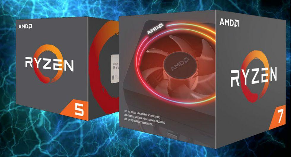Los procesadores de escritorio AMD de la familia Ryzen son los más pedidos dentro de su portafolio.