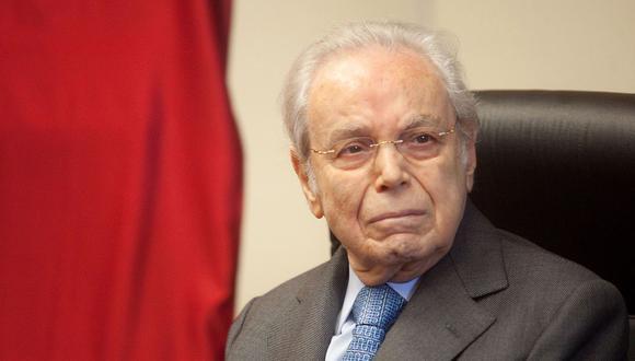 El ex secretario general de la ONU Javier Pérez de Cuéllar falleció este 4 de marzo. Hacía poco más de un mes había cumplido 100 años. (Foto: Andina).