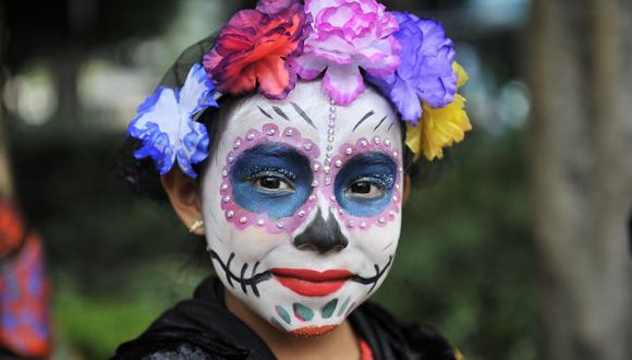 """El nombre original de La Catrina era """"La Calavera Garbancera. Foto: AFP"""