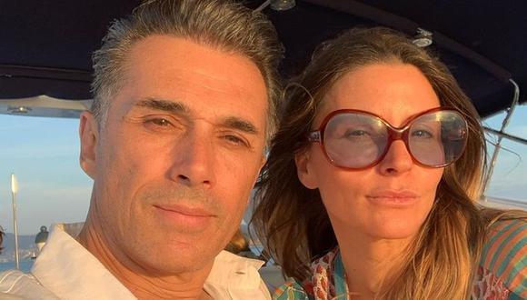 Todo se remonta al 2004,  cuando el candidato a diputado federal conoce a la actriz por medio de su madre, la modelo neoyorkina Tony Starr ( Foto: Sergio Mayer / Instagram)