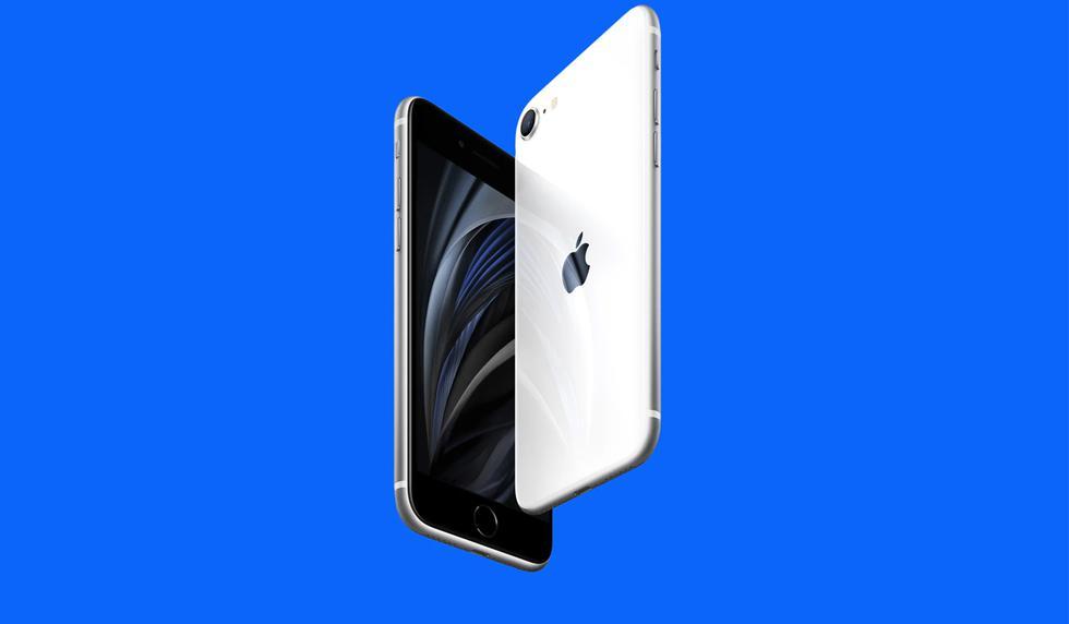 ¿Cuánto costará el iPhone SE 2020 en tu país? Conoce cuál podría ser el precio del nuevo celular barato de Apple de llegar a Latinoamérica. (Foto: Apple)