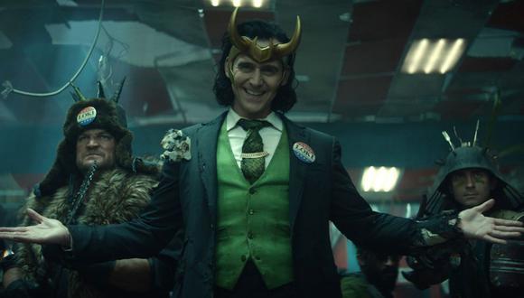 """""""Loki"""" se acaba de coronar como el estreno con mayor audiencia en Disney Plus. (Foto: EFE/ Marvel Studios)"""