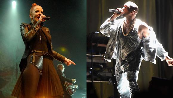 """Shirley Manson de Garbage: """"No tengo problemas con Kanye West"""""""