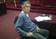 Alberto Fujimori: PJ suspendió lectura de resolución sobre esterilizaciones forzadas hasta el 29 de setiembre