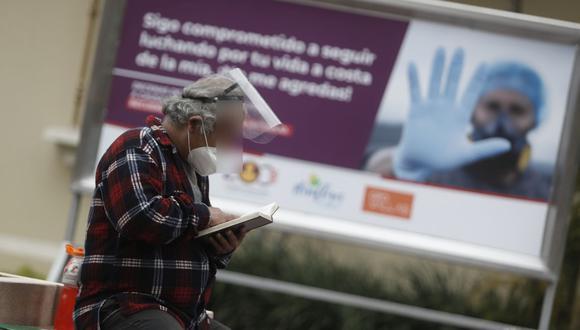 El 85.5% de fallecidos por coronavirus en el Perú tenía obesidad. (César Campos /GEC)