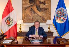 Consejo Permanente de la OEA: Perú asume la presidencia a través de Harold Forsyth