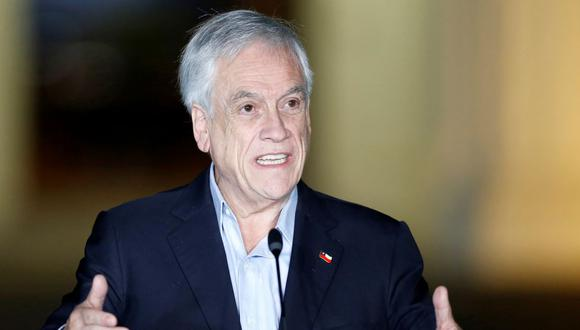 Sebastian Pinera, presidente de Chile. (Foto: Reuters)