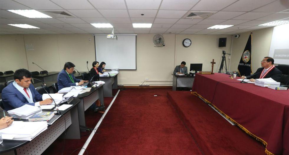 La jueza Ana Zapata fue suspendida del cargo por estar investigada por los delitos de cohecho y tráfico de influencias. (Foto: Poder Judicial)