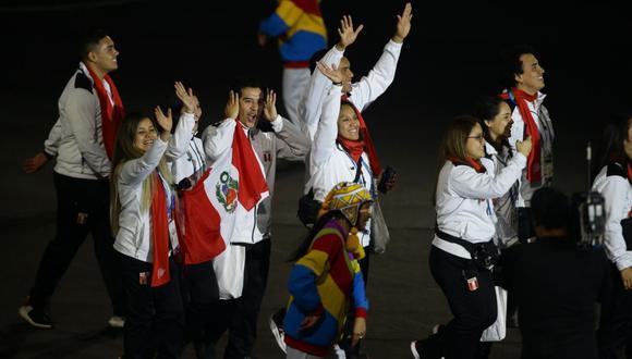 Revive las mejores imágenes de la ceremonia de Clausura de los Juegos Panamericanos Lima 2019 (Foto: Jesús Saucedo)